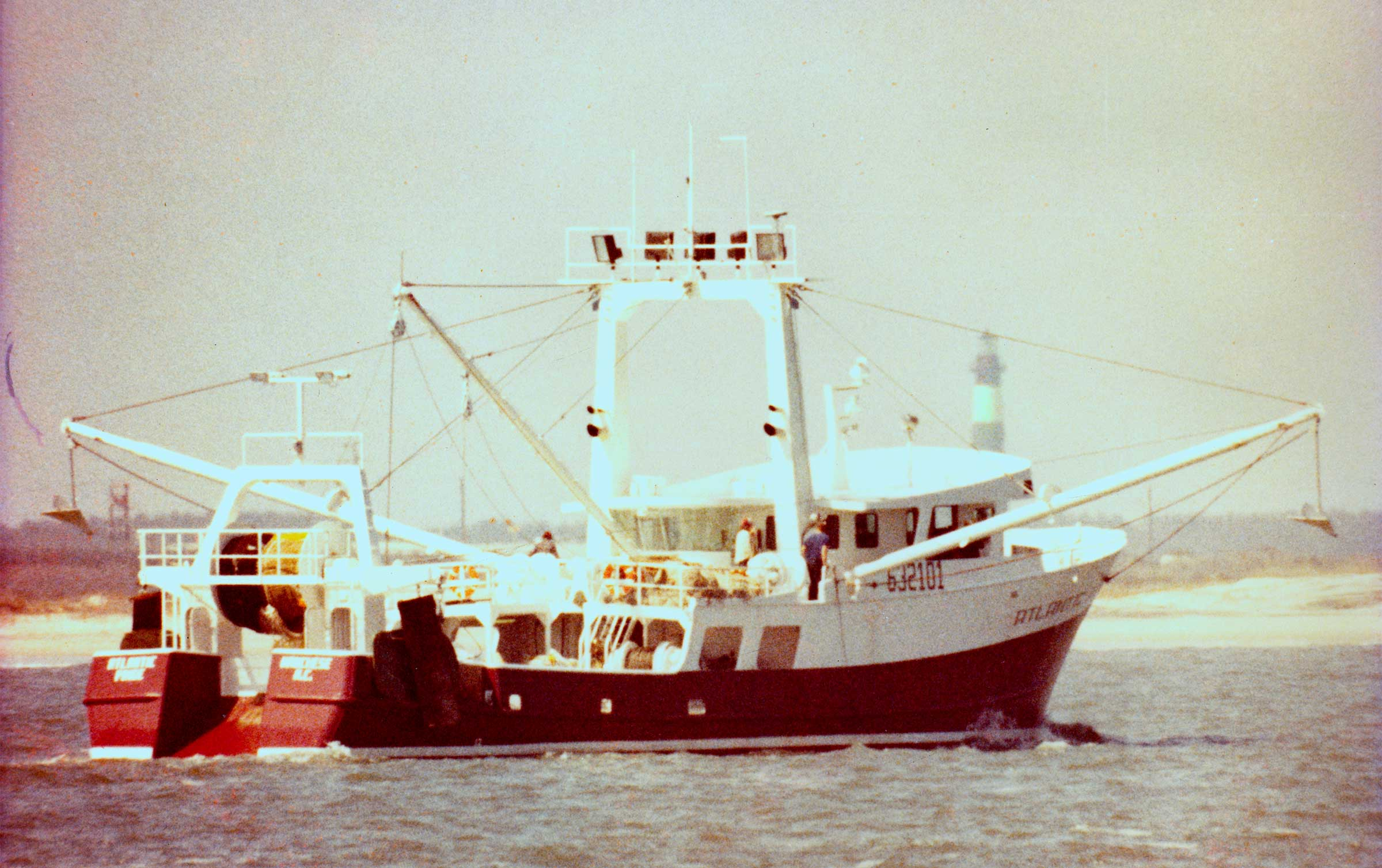 Atlantic Pride, built 1981