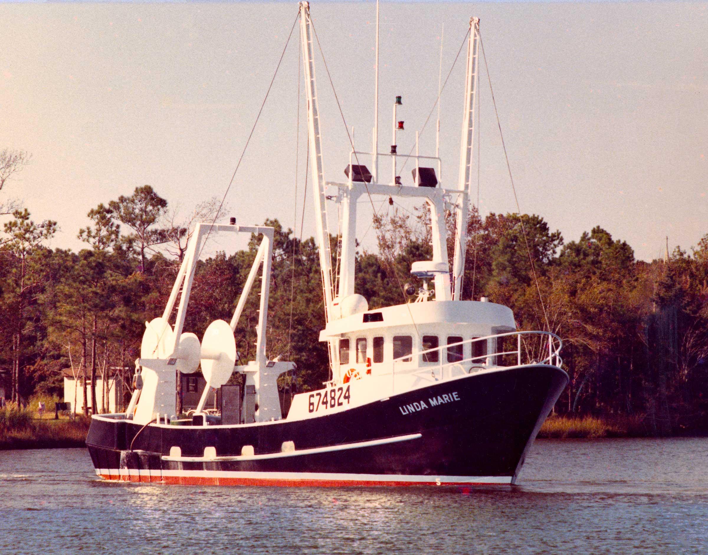 Linda Marie, built 1984