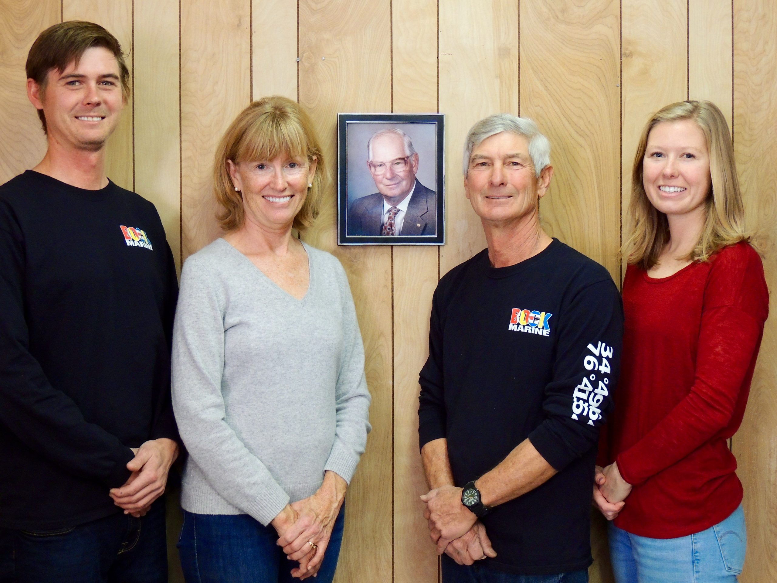 A 3rd-generation family-run business