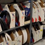 Hoses and tubing in the Ship's Store