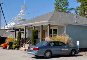 Boaters' Lounge exterior