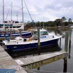 Docks at Bock Marine